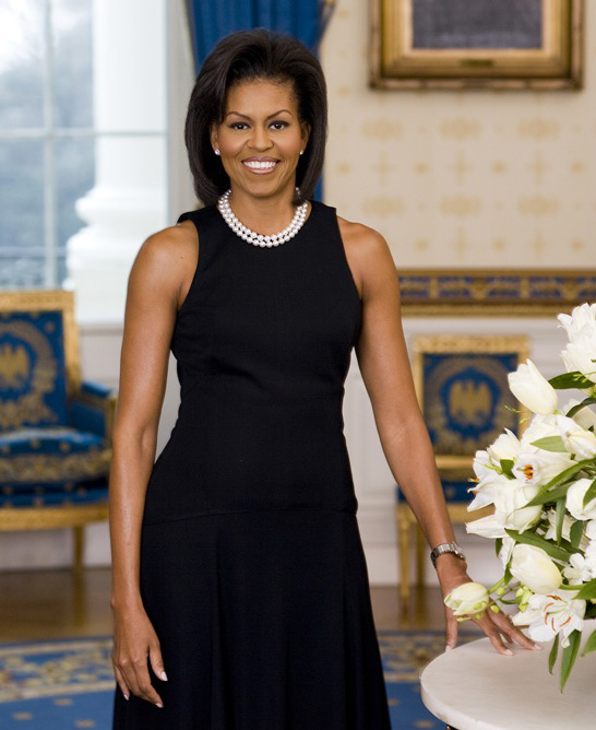 Photo Officielle Michelle OBAMA 2009
