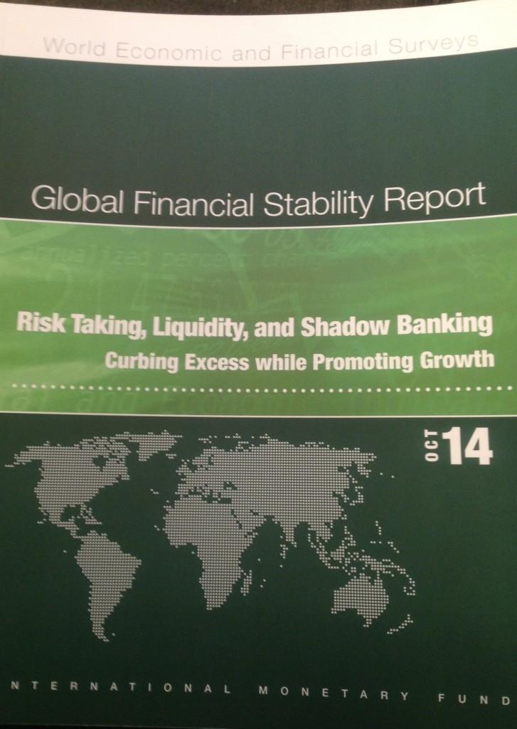 Rapport mondial sur la stabilité financière.