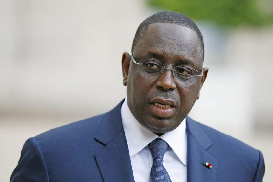 SE Mackry SALL, Président de la République du Sénégal