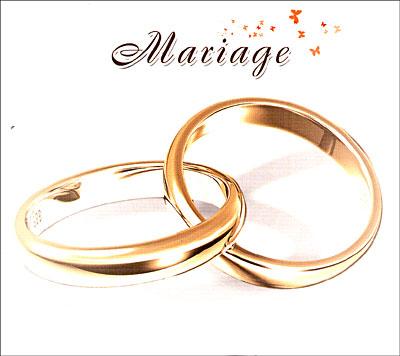 mariage chretien