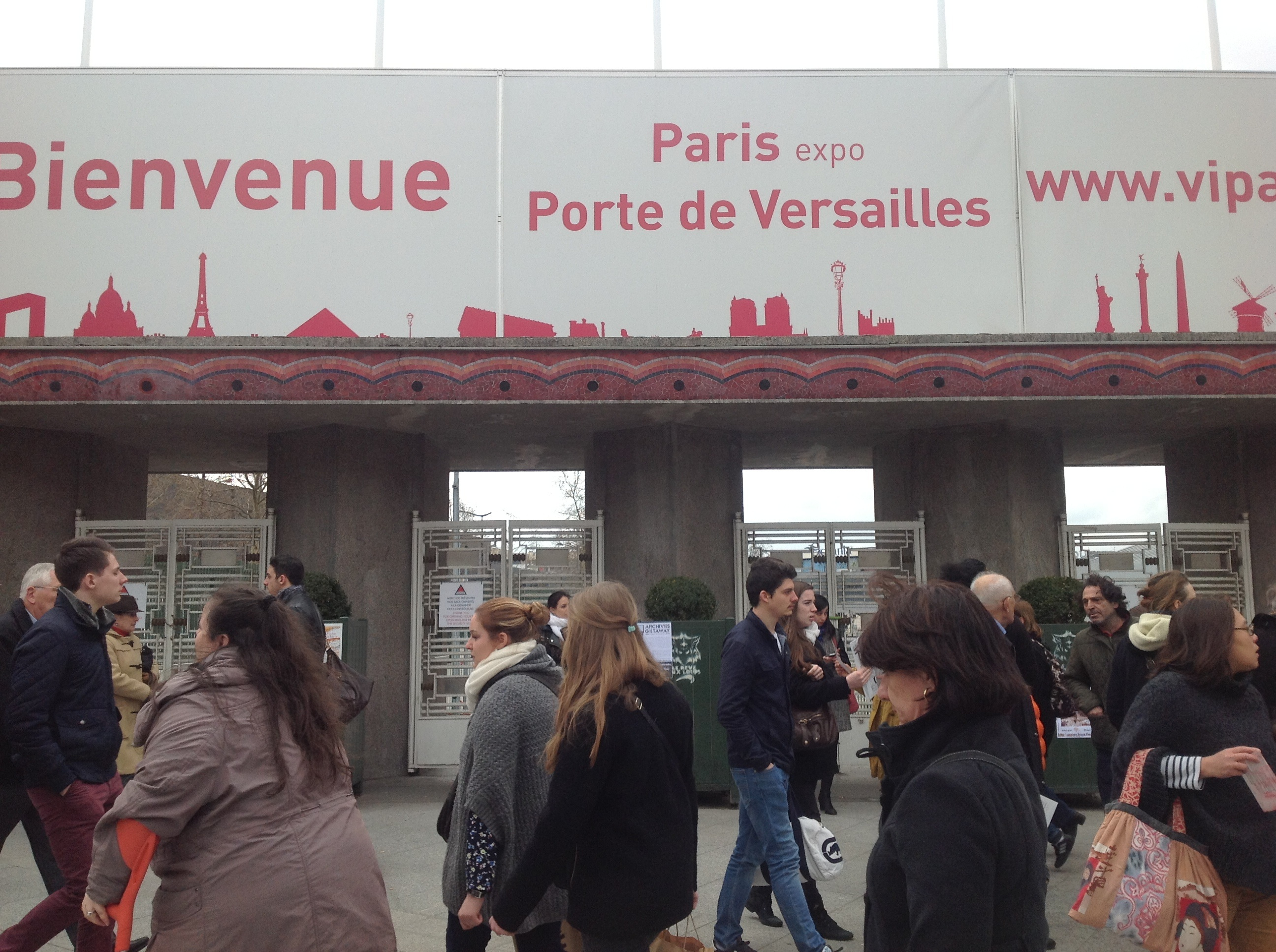 Le salon du livre 2015 paris portes de versailles for Porte de versailles salon des vignerons independants 2015