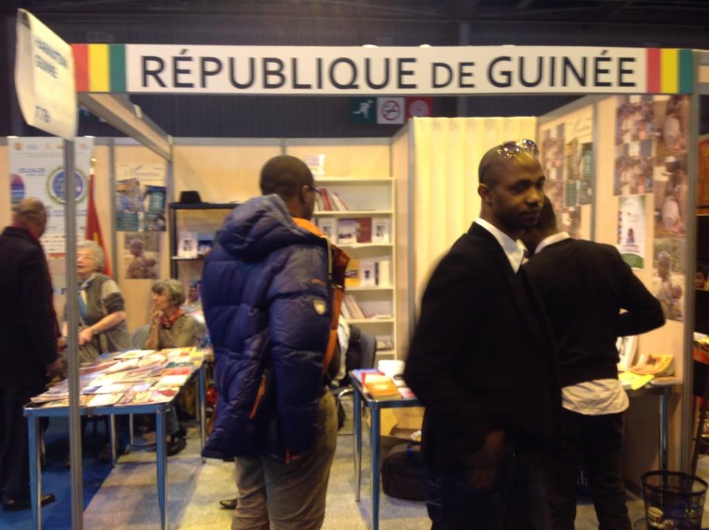 Stand de la République de Guinée-SDL 2015
