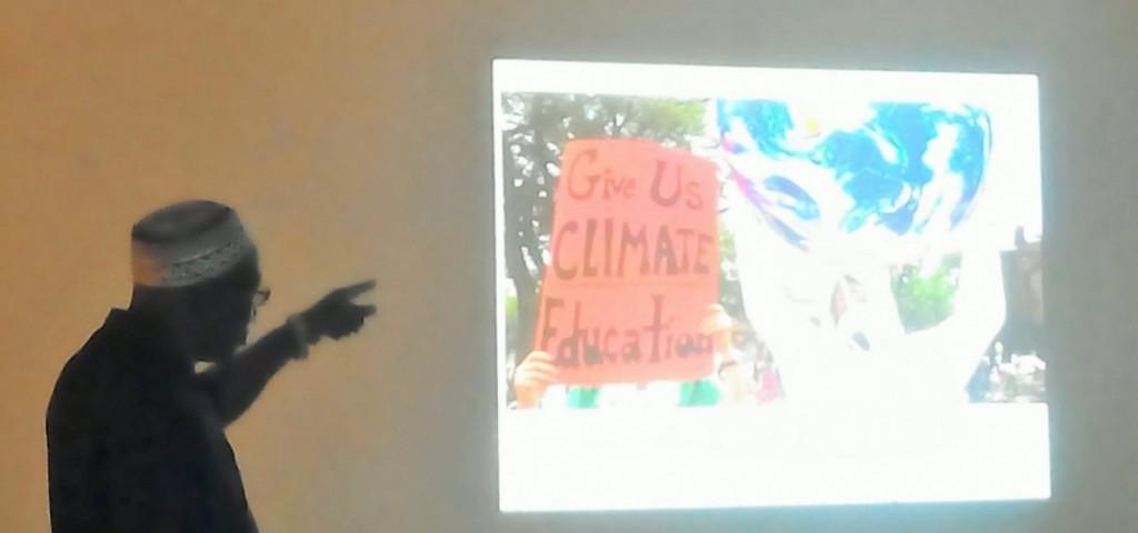 Dr Faya TRAORE, Ministère de l'Environnement