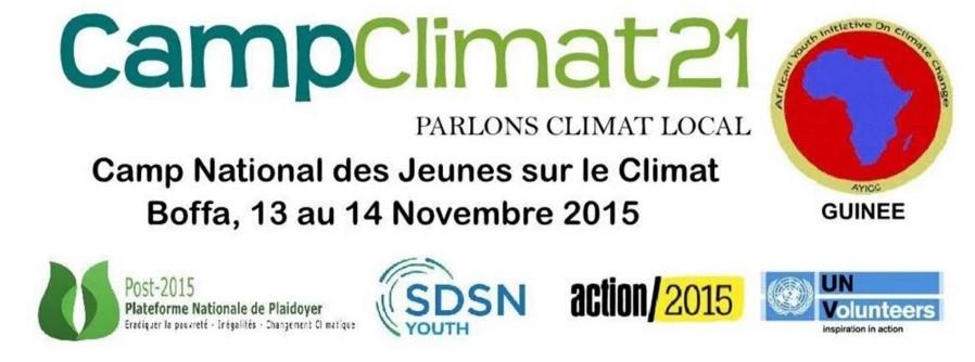 Camp climat jeunes