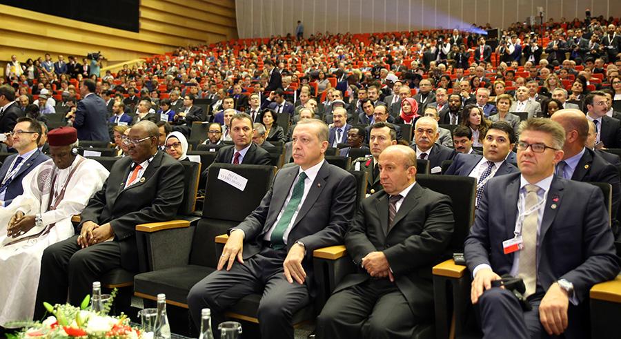 Segment de Haut Niveau-le 20 Octobre 2015, Ankara (Turquie)-Photo IISD