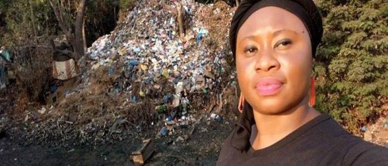 Article : #SelfieDéchets : une campagne pour alerter sur l'insalubrité de Conakry en Guinée