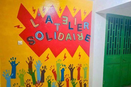 Article : L'Atelier Solidaire : du nouveau dans l'écosystème entrepreneurial guinéen